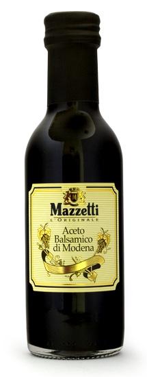 ocet balsamiczny renomowanej firmy mazzetti