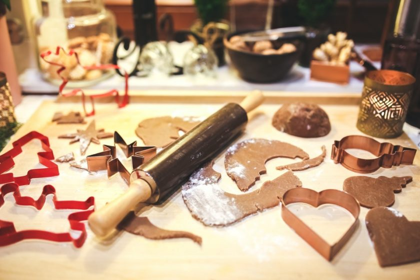 Wałek do ciasta i stolnica - niezbędnik nie tylko do wyrobu ciastek